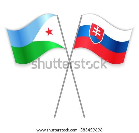 djiboutian and slovak crossed