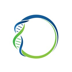 dna circle logo