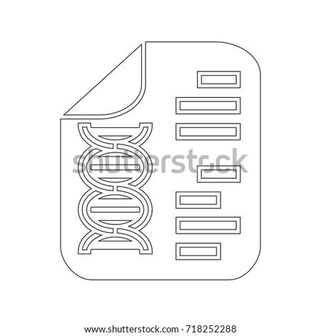 DNA  file icon