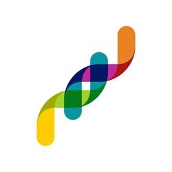 DNA sign, eps10 vector