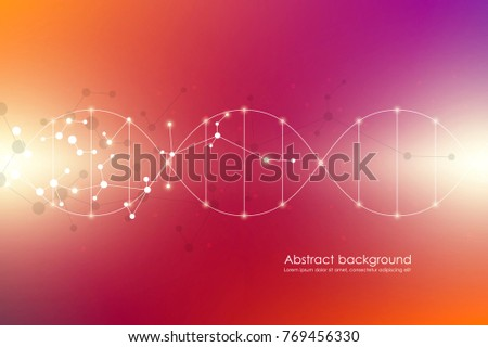 dna spiral system  science and