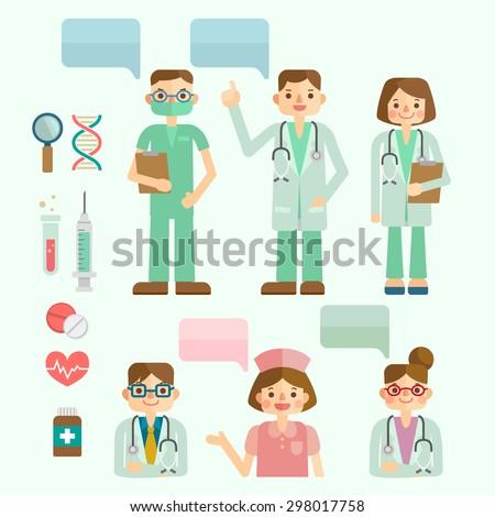 doctor and nurse dialog