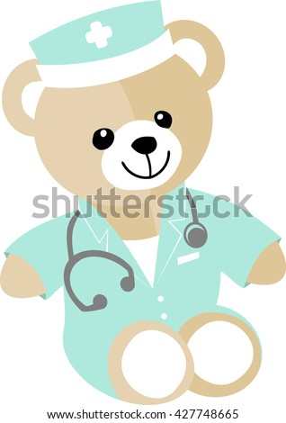 doctor for children a teddy