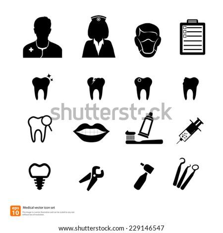 Dentist Medical Doctor Doctor Medical Dentist Icon