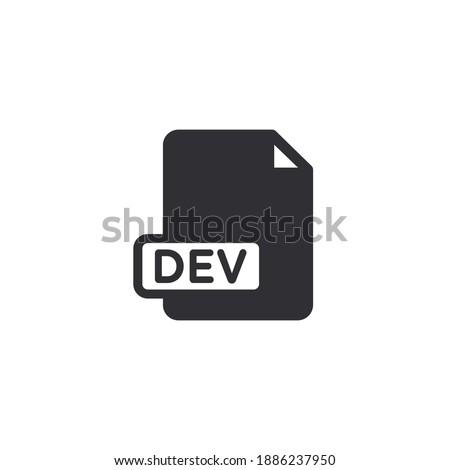 Document icon. Code icon. Office document. Programming code vector. Prepare document. Development file. Program code. Big data processing. Software development and programming. System file. Coding