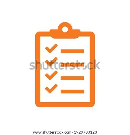 Document Icon design vector file Photo stock ©