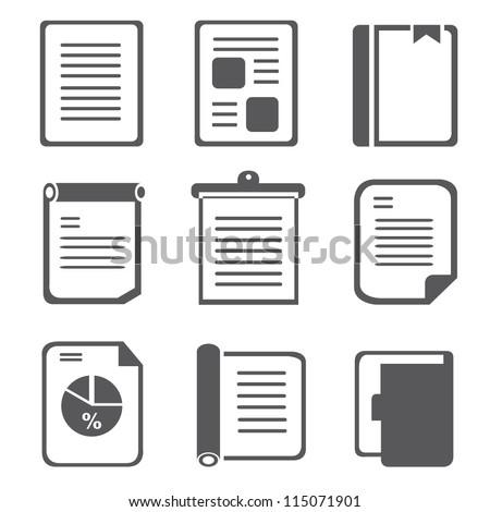 documents, document set