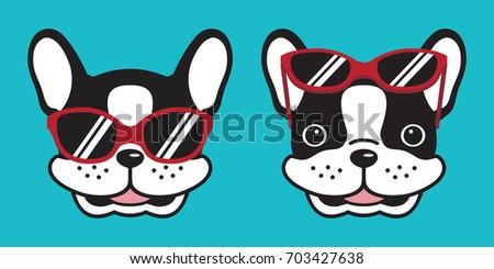 dog french bulldog smile