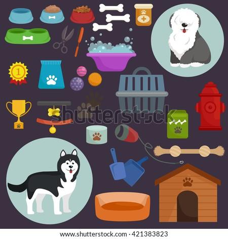 dog icons  dog icons supplies