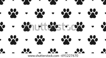 dog paw cat paw kitten puppy