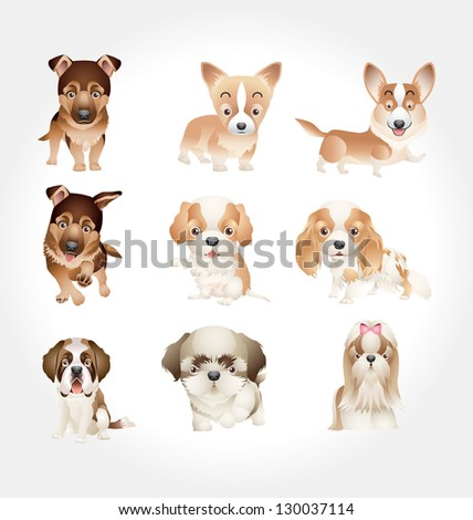 Dogs 1 12 Dog EPS Dog Dog AI Dog Dog Art Dog Dog Isolated Dog