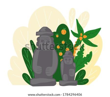 dolharubang statue traditional