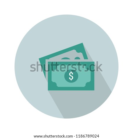 dollar money cash icon, cash register, money payment, dollar sign