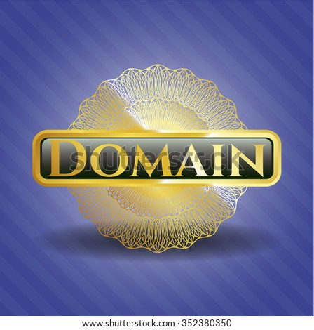 Domain gold badge