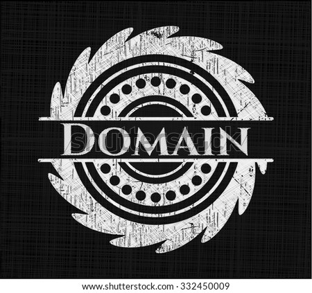 Domain on blackboard