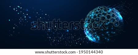 dome shield geometric vector