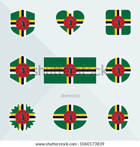 dominica flag national flag of