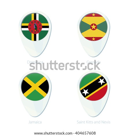 dominica  grenada  jamaica