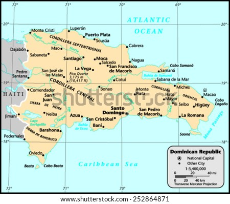 Free Vector Map Of Dominican Republic Free Vector Art At Vecteezy - Map dominican republic