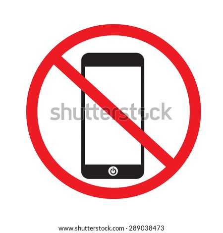 royalty free vector turn off your mobile phone or 150132482