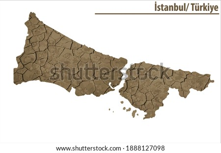 Don't waste water! Istanbul Turkey Turkish translate: Suyunu bosa harcama! istanbul turkiye Stok fotoğraf ©