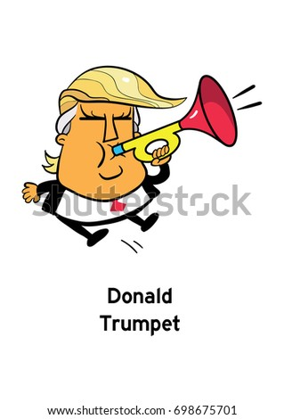 donald trumpet this young