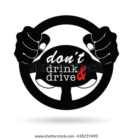 dont drink and drive icon