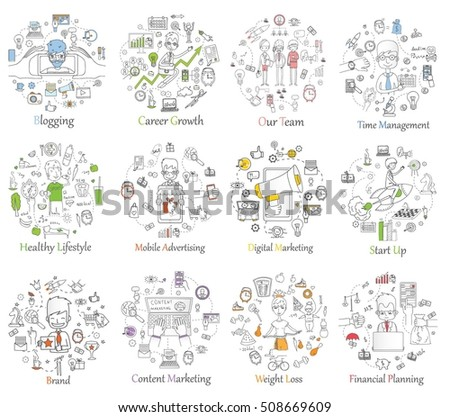 free time to work vector illustration download free vector art