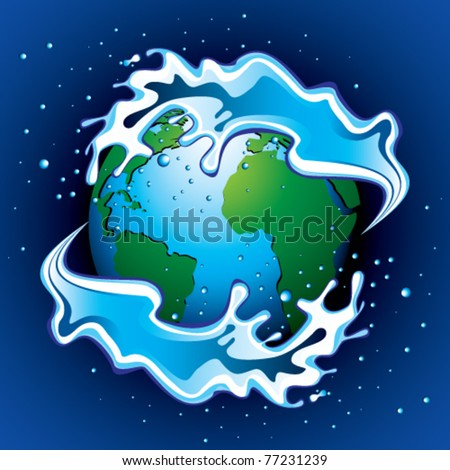 doomsday - stock vector
