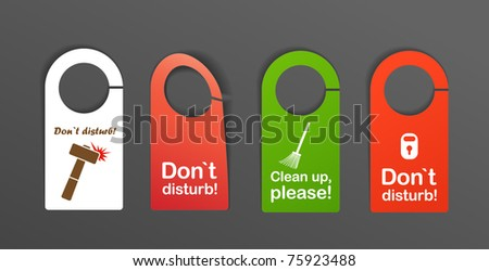 Door`s signs