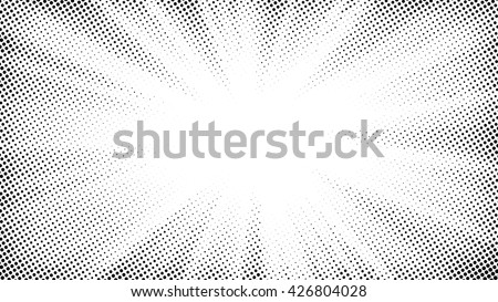 dot background halfton vector