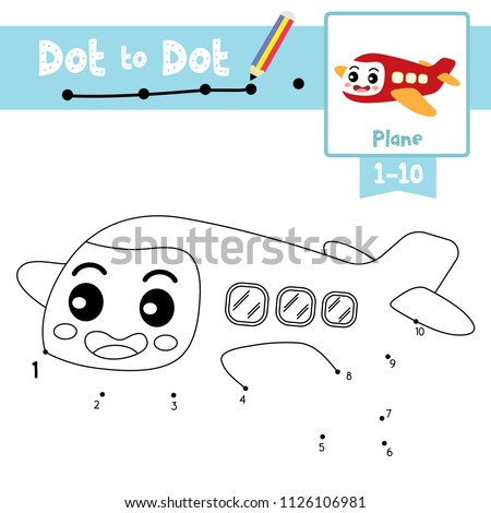 dot to dot educational game and