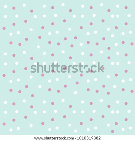doted pattern texture with blue background