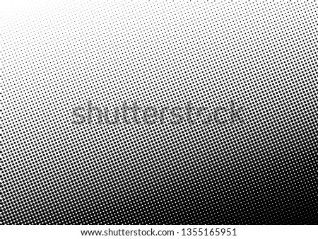 Dots Background. Abstract Overlay. Fade Backdrop. Distressed Texture. Vector illustration