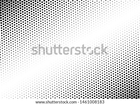 Dots Background. Abstract Texture. Gradient Fade Overlay. Distressed Pattern. Vector illustration