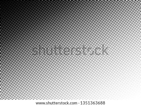 Dots Background. Halftone Pattern. Abstract Overlay. Grunge Backdrop. Vector illustration