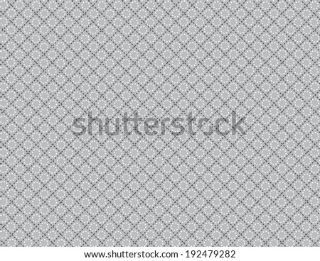 Dotted lines pattern with white and gray lines and light gray background