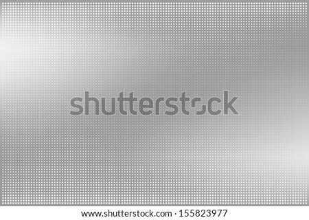 Dotted metal texture. Eps10 vector abstract background