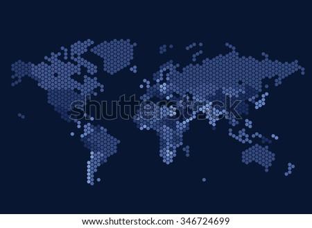 Earth grid Random Royalty-Free Vectors | Imageric com