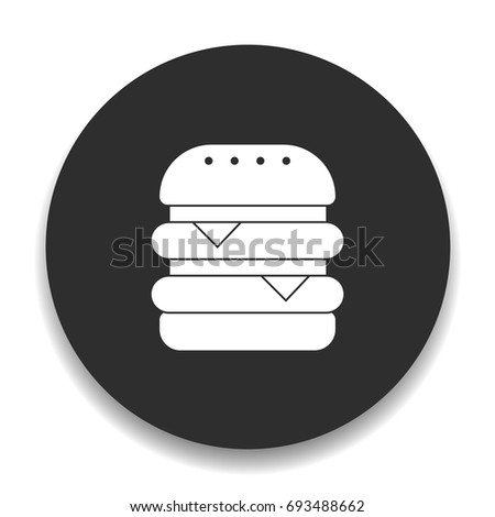 Double burger icon