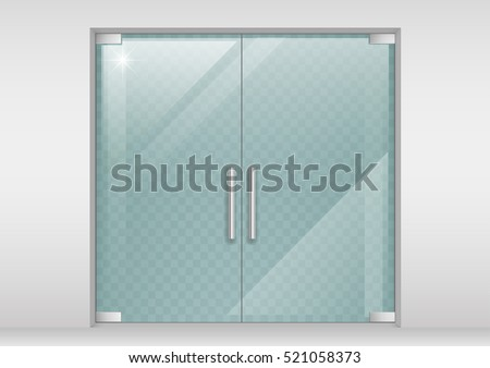 double glass doors to the. & Find Royalty Free glass doors Images HD Stock Photos and Picture ...