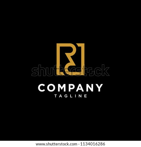 Double R monogram / Initial RR logo design inspiration
