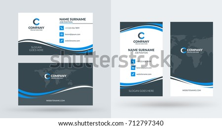 Business card psd mockups free photoshop psds at brusheezy double sided creative business card template portrait and landscape orientation horizontal and vertical friedricerecipe Choice Image