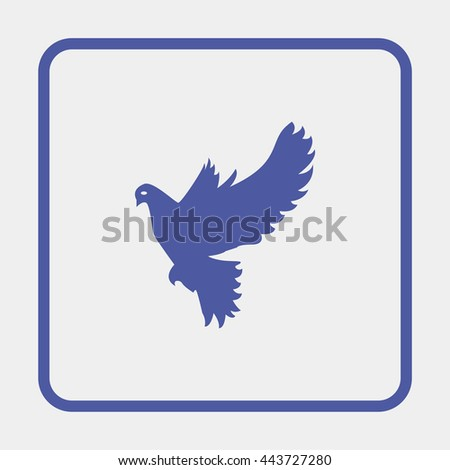 Dove of peace.