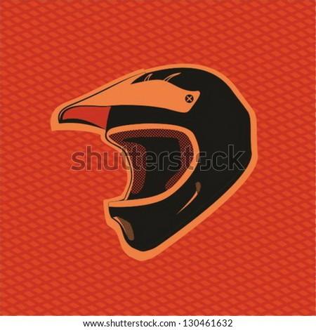downhill helmet