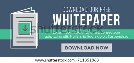 Download our Free Whitepaper Graphic Banner for Websites