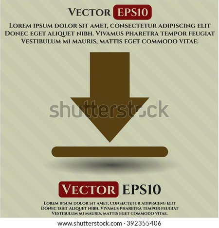 Download vector symbol