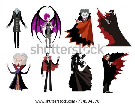 dracula vampire evil villain