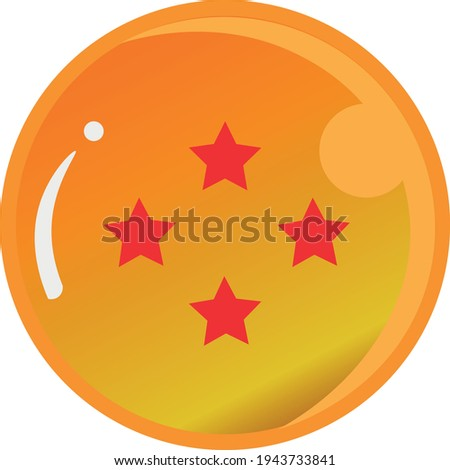 dragon ball series  vector of