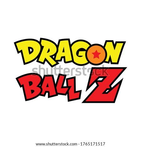 dragon ball z vector tshirt